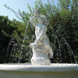 Springbrunnen Ischia Art. 2151 Gertenbrunnen