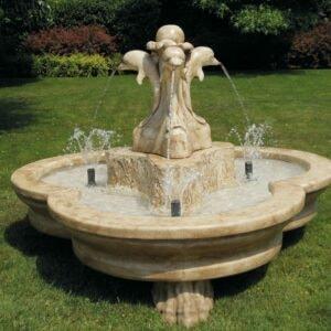 Springbrunnen Olbia Art.2282 Höhe Gartenspringbrunnen