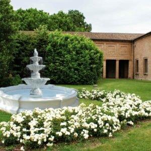 Springbrunnen Bordighera Art. 2300 Gartenspringbrunnen