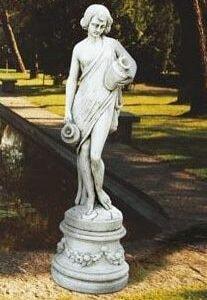 Statue Acquaiola Art.411