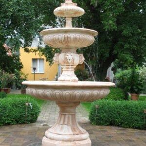 Springbrunnen Linda in Patina Art.2250