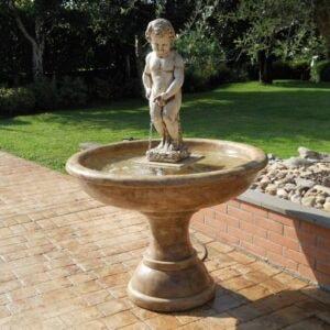 Springbrunnen Brüssel Art.2155 Gartenbrunnen