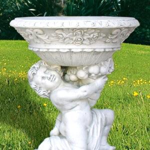 Puttenschale Gemini Art.104b - Gartendokoration