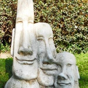 Statuen Tribale4 Famiglia Art.1563