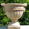 Vase Anfora tufo