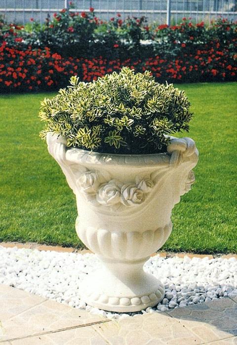 Vase Rose Art.186