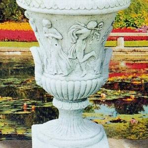 Vase Romano groß Art.197 - Steinvase
