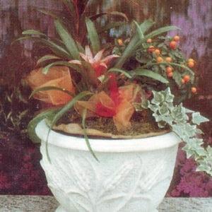Vase - Steinschale Spiga klein Art.131