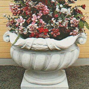 Vase Corolla mittel Art.220 - Gartendekoration
