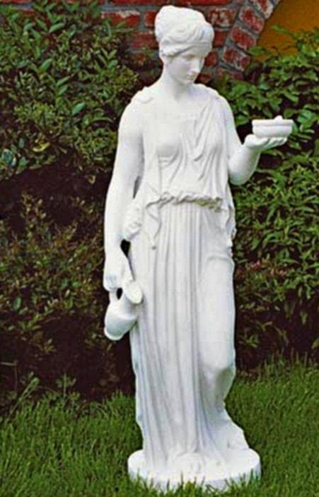 Statue Hebe Höhe 100cm Art.403