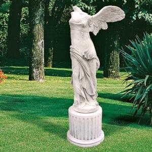 Statue Nike di Samotracia Art.468 - Steinstatue