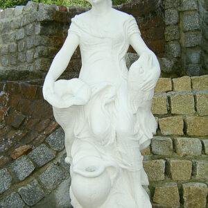 Statue Campagnola Art.431 - Gartendekoration