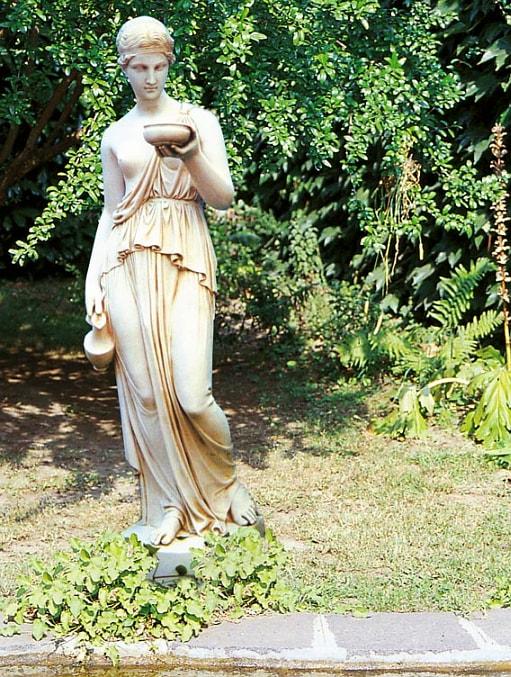Statue Hebe groß Art.469