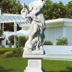 Statue Ninfa del Mare Art.499 - Gartendekoration