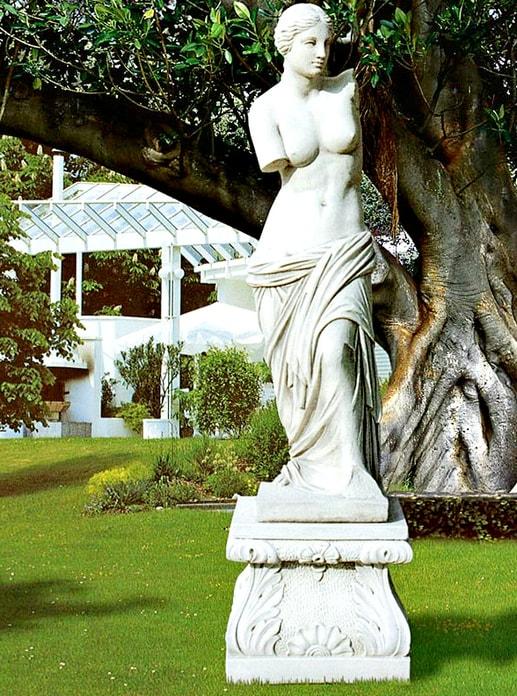 Statue Venus von Milo Art.500 - antike Steinstatue