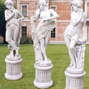Statuen Serie