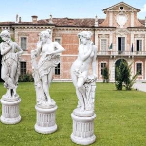 Statuen Trio Art.503, 504, 506
