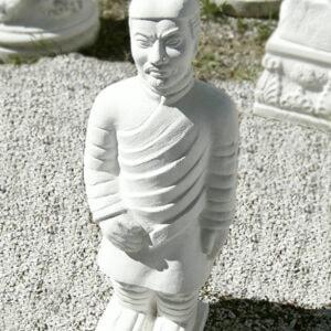 Figur Terracotta Krieger Art.540 - Gartendekoration