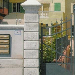 Pfeiler Martellinato Piccilo Art.813