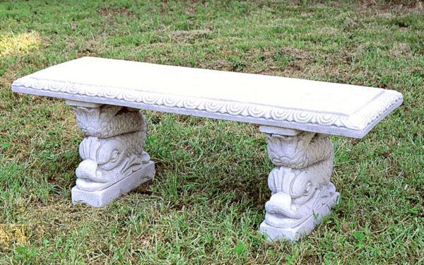 Gartenbank Rettangolare Drago Art.835