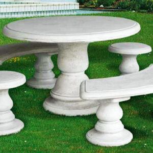 Gartenbank Circulare Maniva Art.852