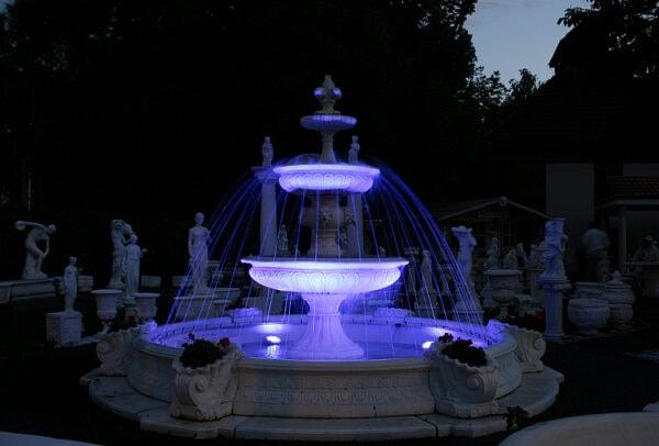 Springbrunnen Berlino Art.2400 im Ital-Park