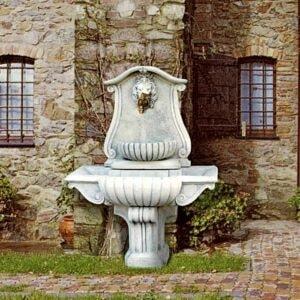 Wandbrunnen a Muro Palermo Art.963