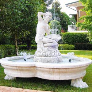 Springbrunnen 5 Terre Art.2280 Gartenspringbrunnen