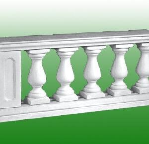 Balustrade Art.Typ01