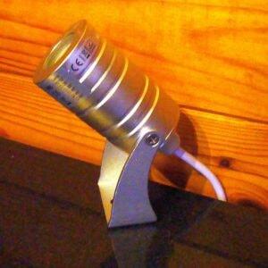 LED-Strahler Unterwasserstrahler Edelstahl