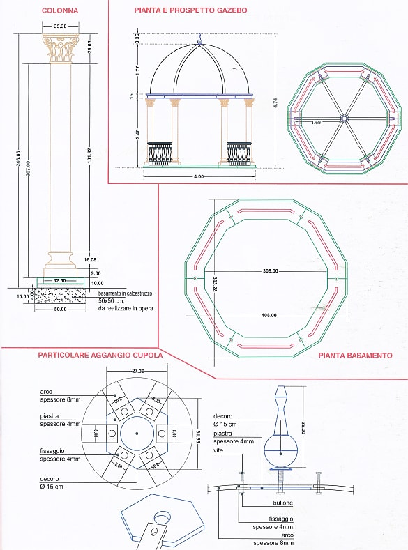 Pavillon Art.806b_Plan