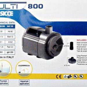 Pumpe Multi Sicce 0.8 Art.pp01