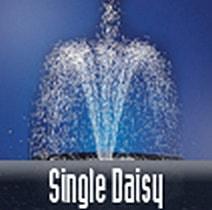 Fontänenaufsatz Kit - Single Daisy