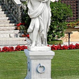 Statue Inverneo Winter Art.427A - Steinstatue