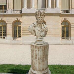 Säule Clonnetta Malta G. Art.729 (Büste Art. 707)