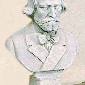Büste Giuseppe Verdi Art.740