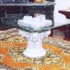 Tischsockel Trieste Art.714 (ohne Glasplatte)
