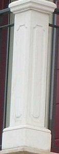 Mauerabdeckung Copertina Doppio Incastro Art.1040