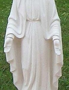 Statue Madonna Immacolata Art.570/F