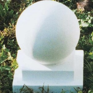 Abdeckplatte Sfera Piccola Piramide 2.Art.966