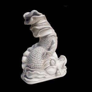 Fischfigur Triton Art. 633 Tier Tierfigur