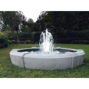 Springbrunnen Brüssel Art.2353 Gartenbrunnen