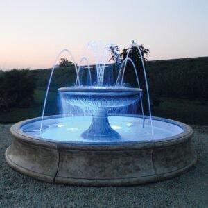Springbrunnen Riccione Art.2383 Gartenbrunnen