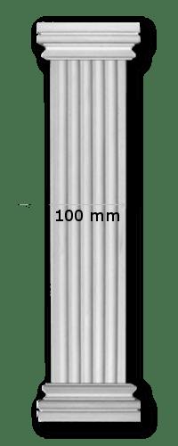Kapitelle und Basen für Pilaster Art. PLAK/B150-105