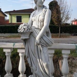 Statue 4 Jahreszeiten Frühling 130 cm