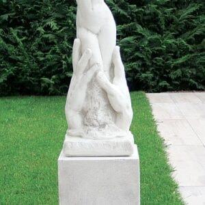 Statue La Creazione Art.416 mit Sockel