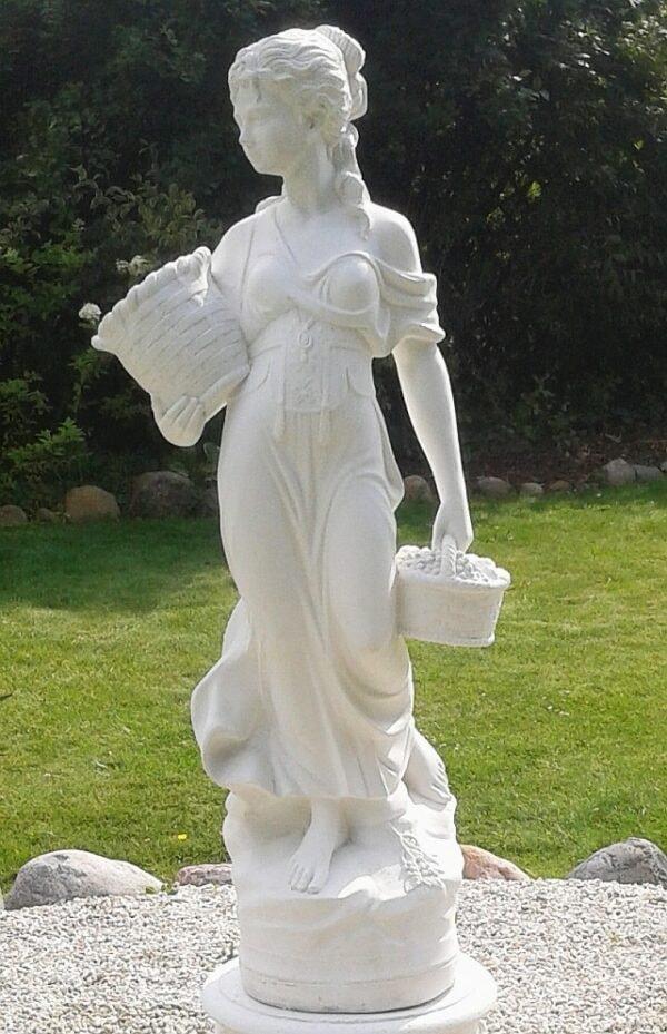 Statue Paesanella Gartenfigur Art.433
