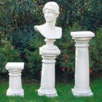 Dekorsäulen Art.728_732_734 kleine Säulen 40 cm bis 80 cm
