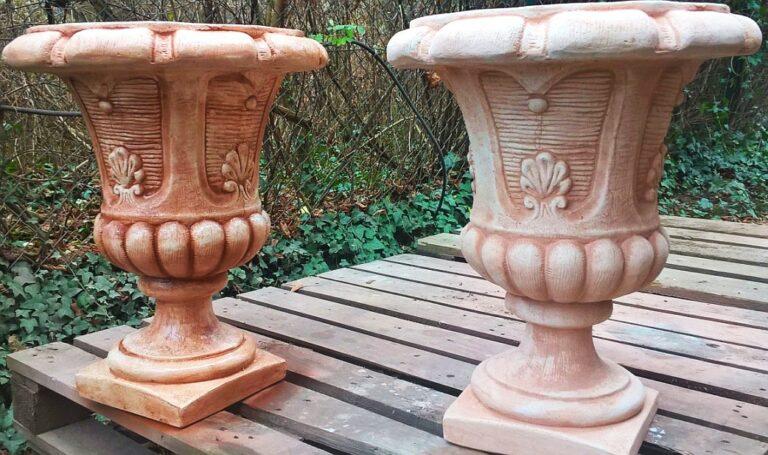 Patina Terracotta Vergleich